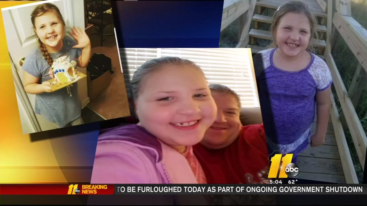 Cary girl, 6, dies just days after getting the flu