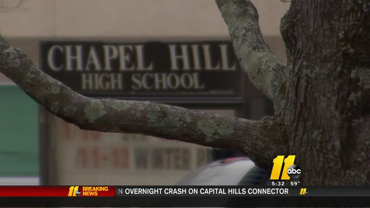Whooping cough outbreak in Chapel Hill