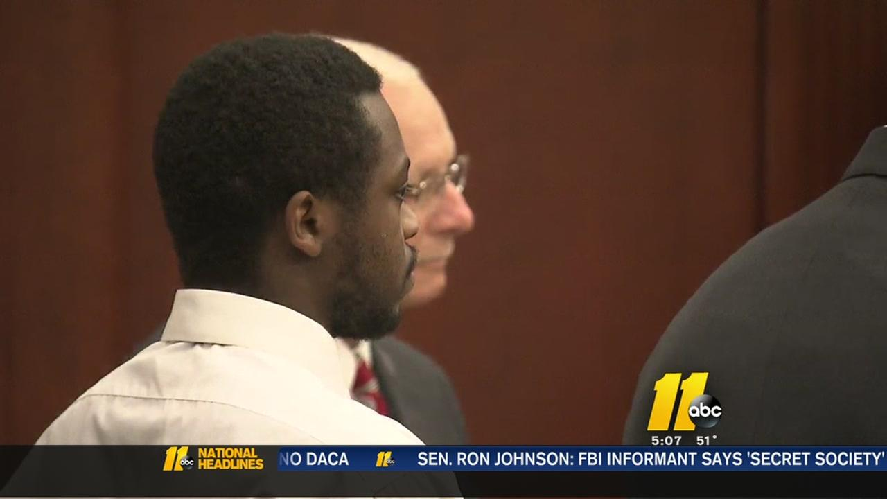 Jury: Donovan Richardson to serve life in prison, no death penalty