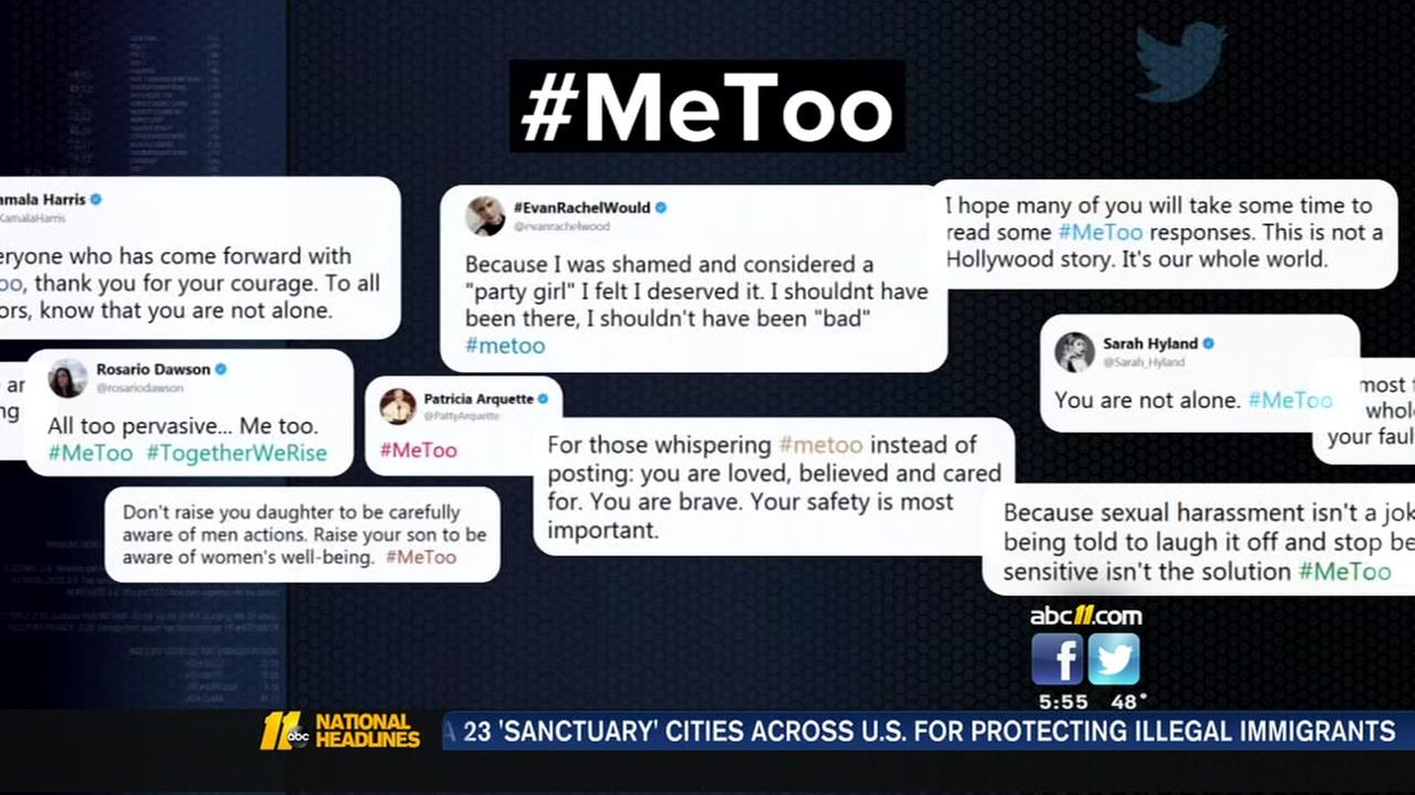 MeToo movement sparks rise in reported sex assault cases in Raleigh.