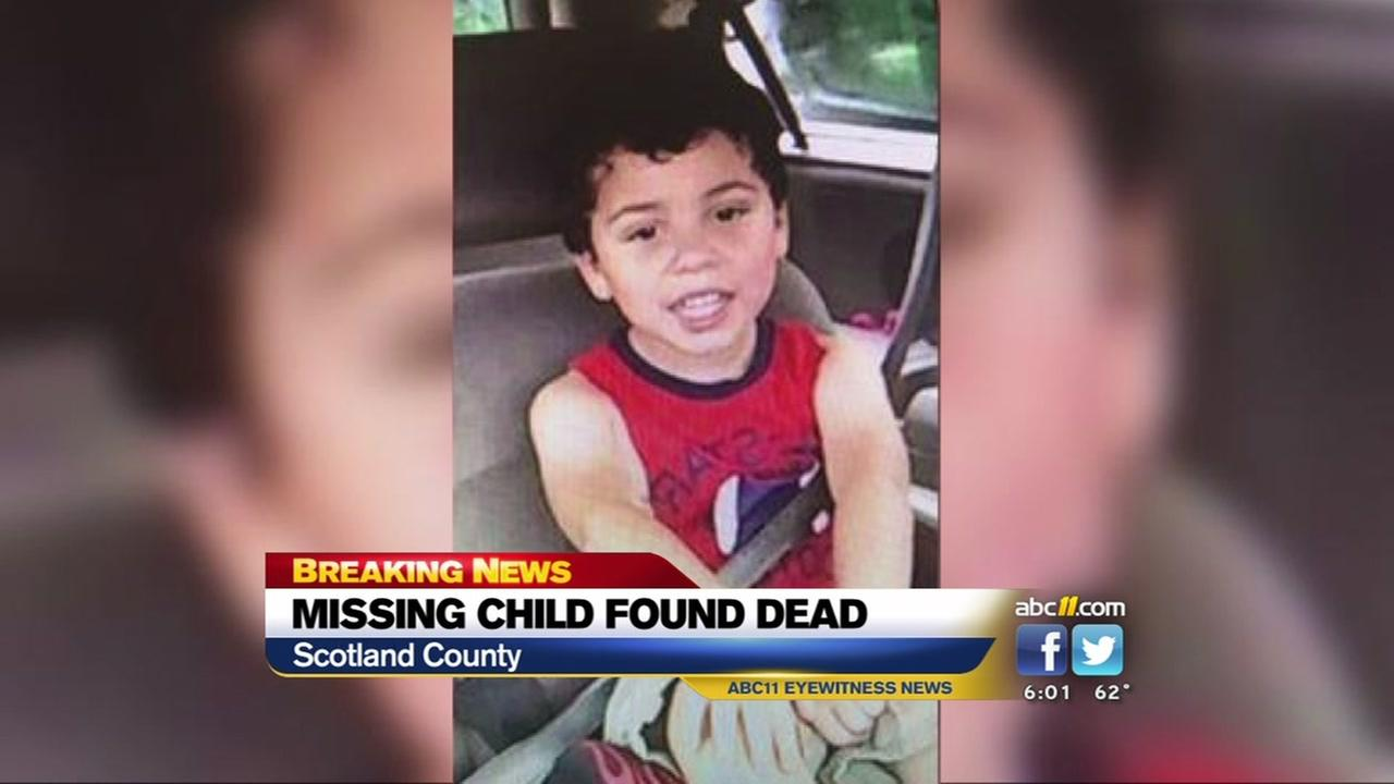 Investigators believe 4-year-old Scotland County boy may have accidentally drowned