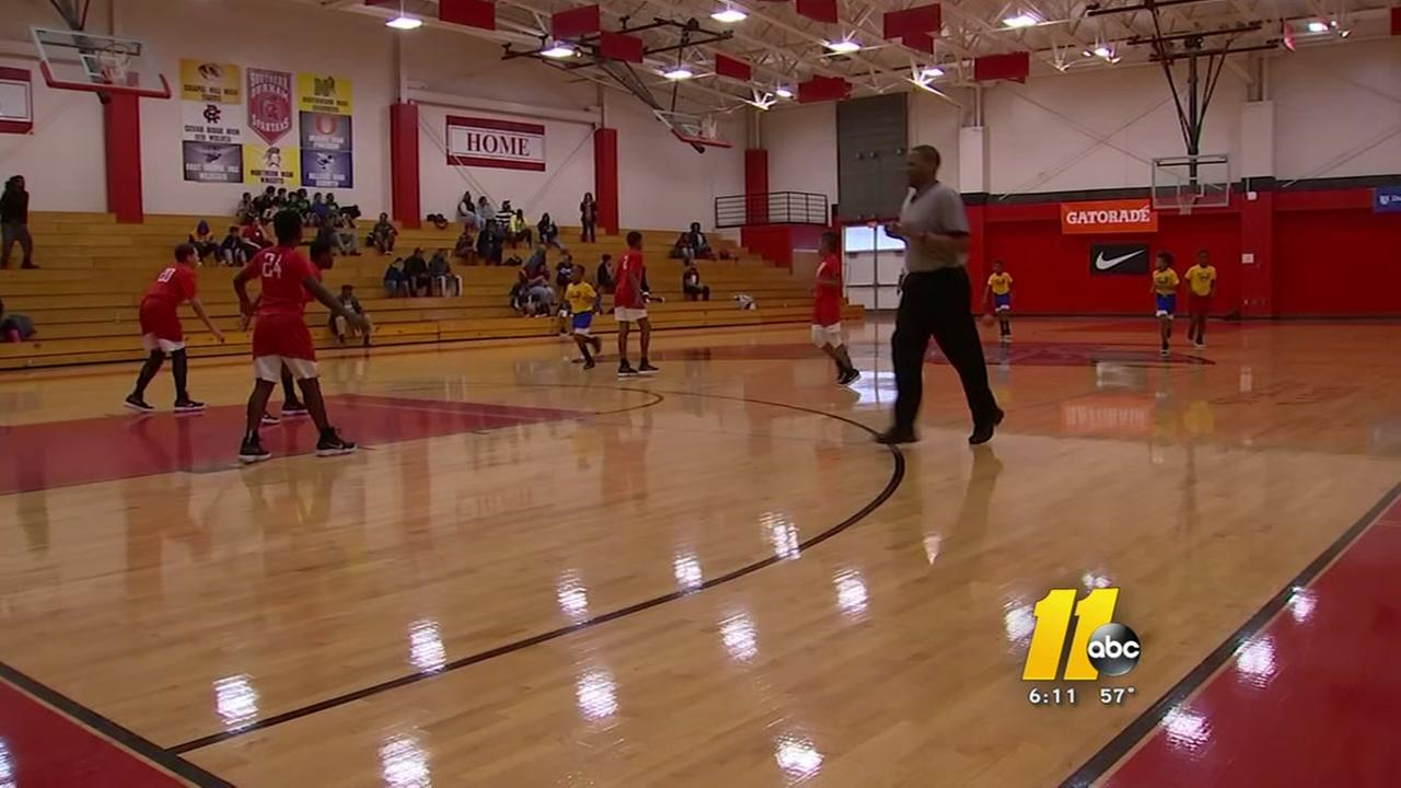 New youth basketball league kicks off in Durham