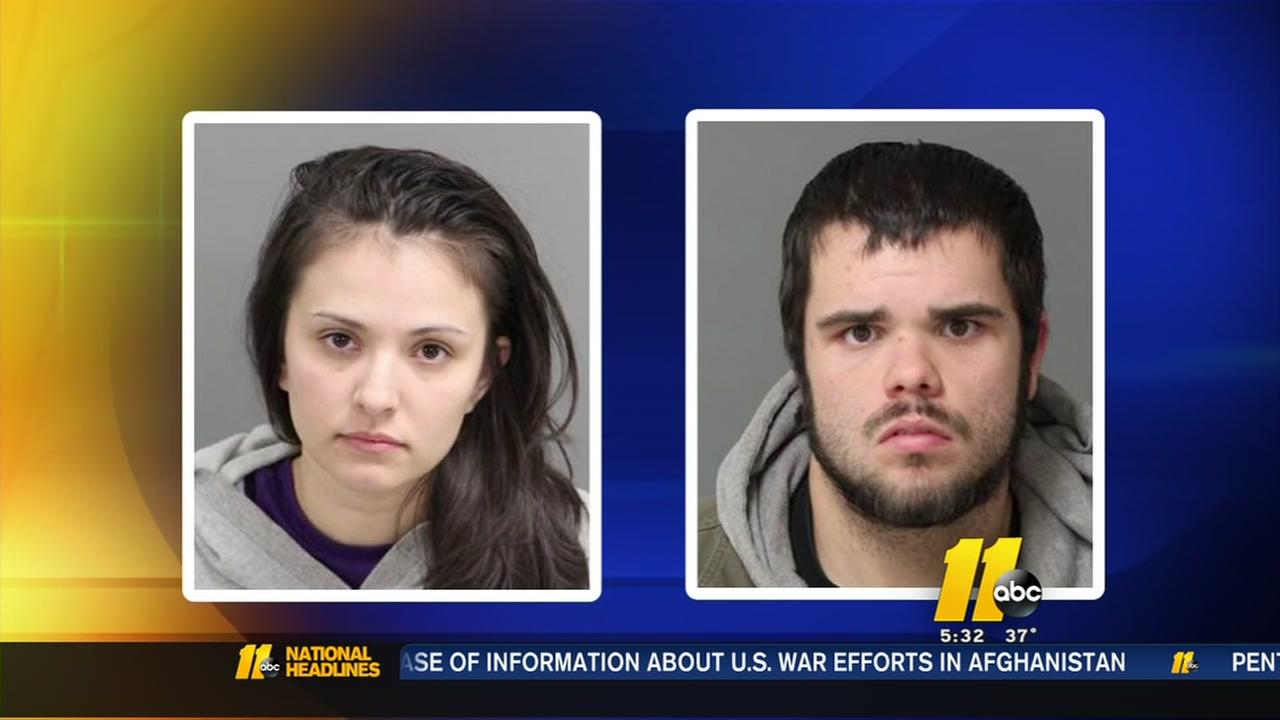 Young mother ODs on heroin in Cary shopping center
