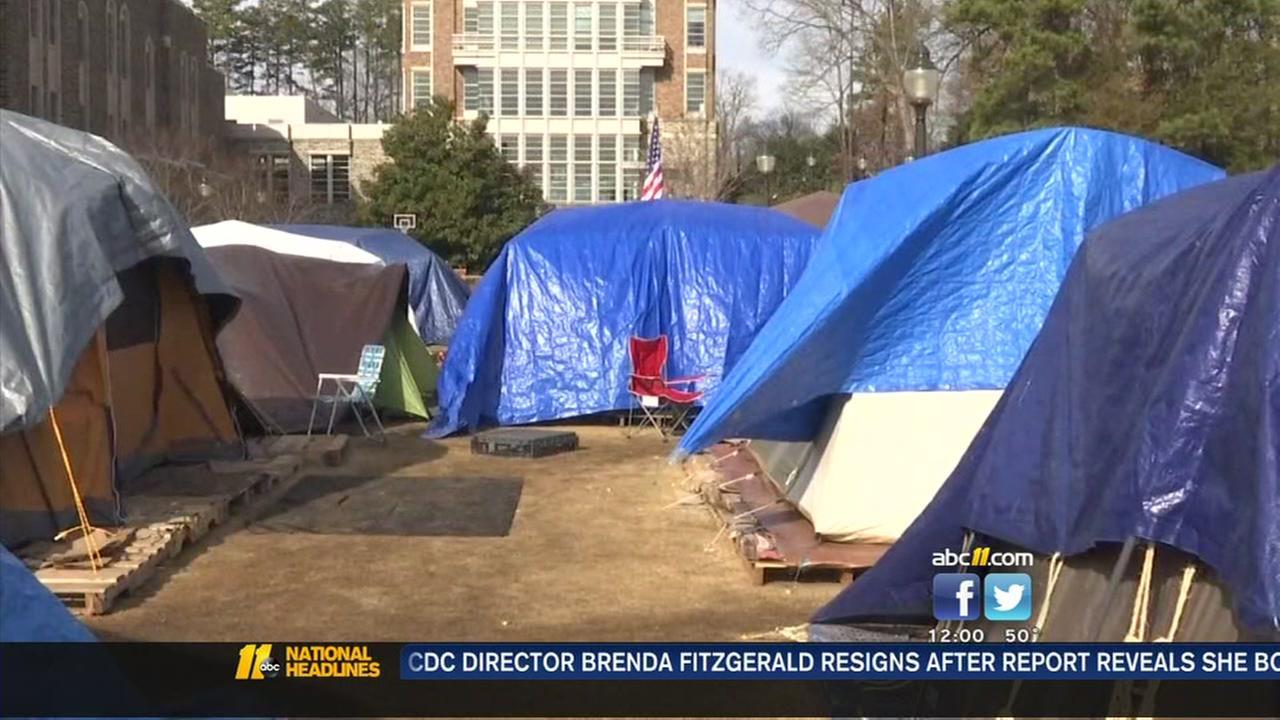 Duke University shuts down K-Ville due to flu concerns