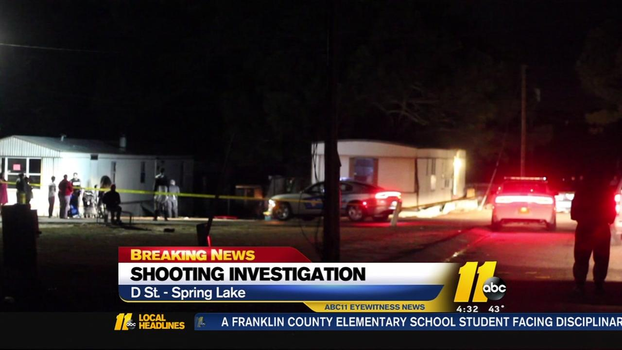 Man shot inside Cumberland County home