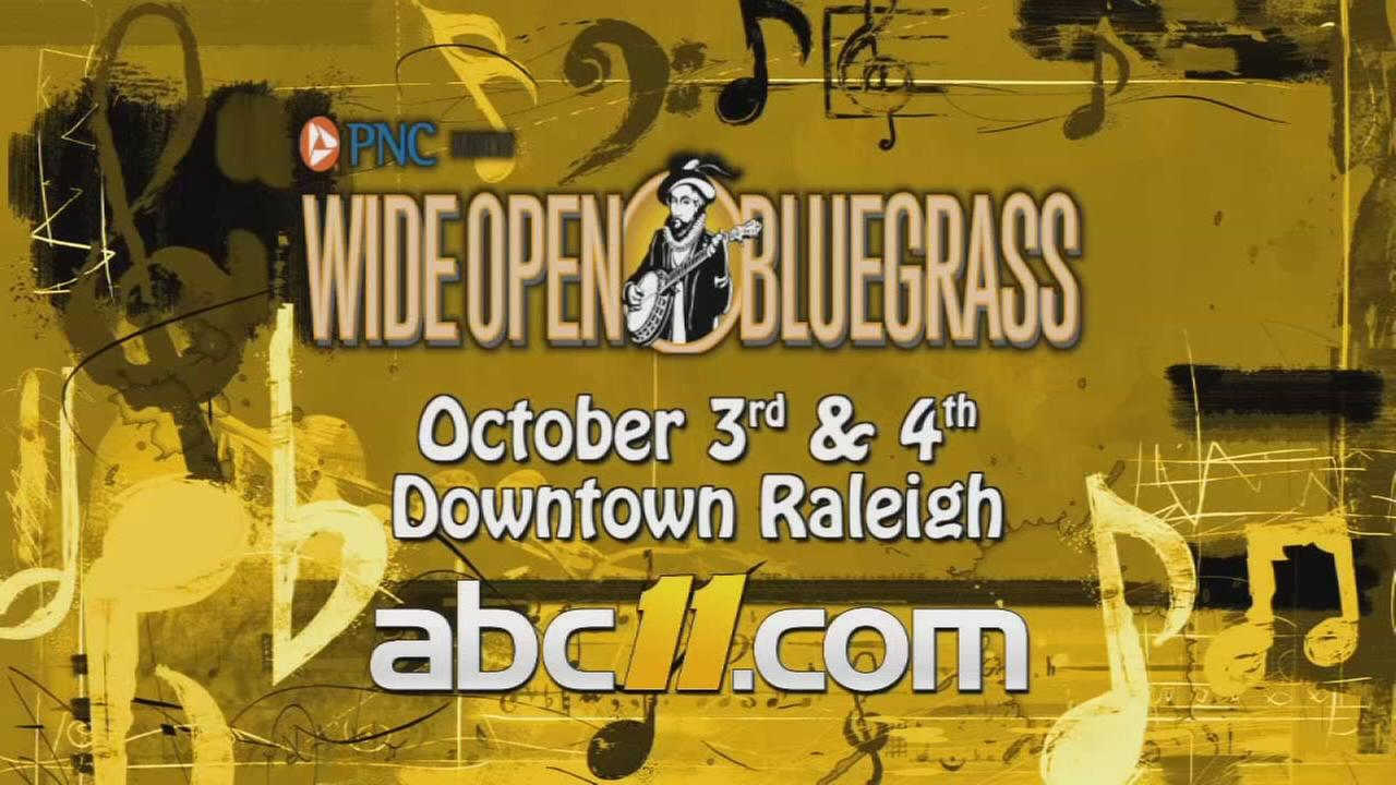 Wide Open Bluegrass Festival