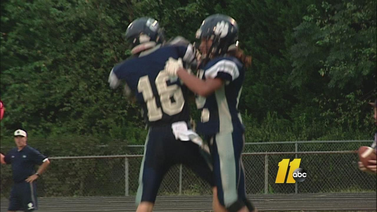 Friday Night Football Highlights and Scores -- Week 4