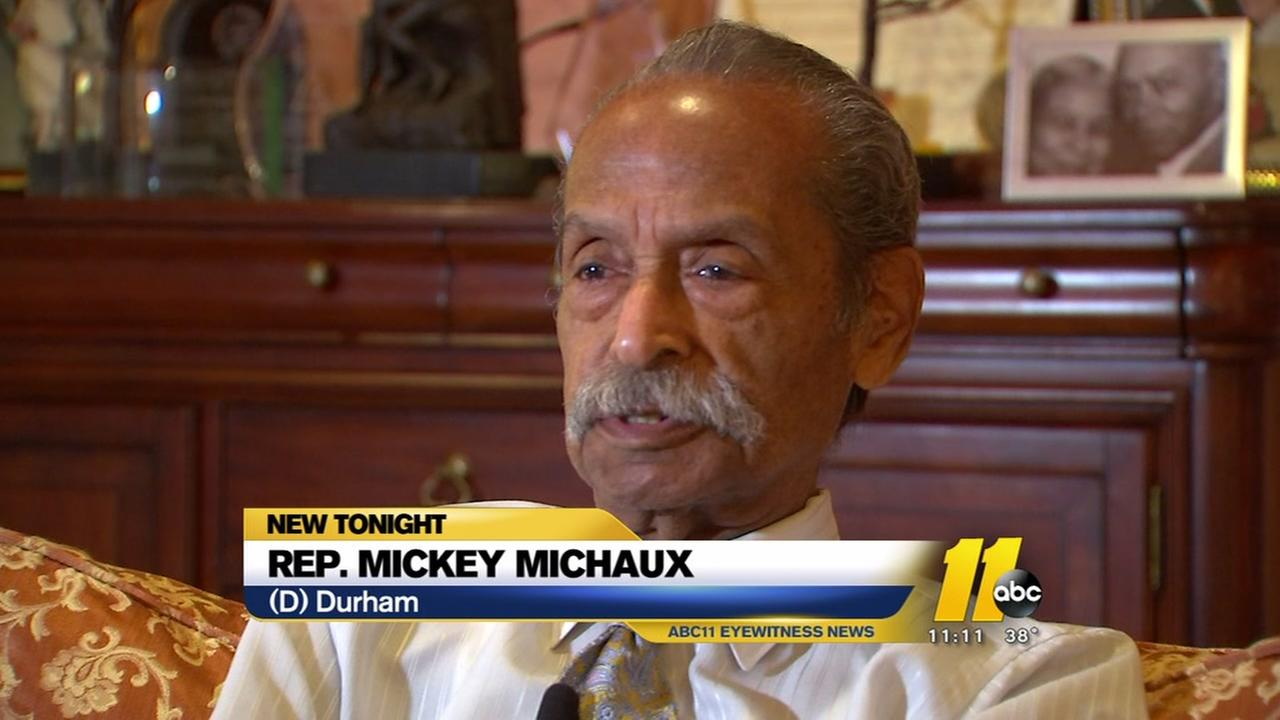 Rep. Mickey Michaux is calling it a career