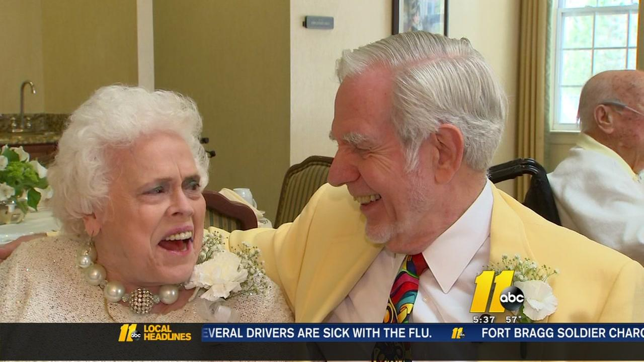 Cary couples renew decades old commitment, vow to love