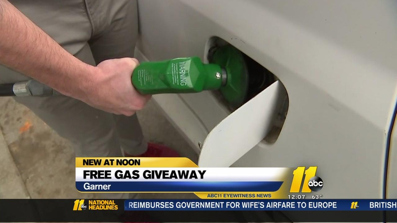 How to score some free gas in the Triangle
