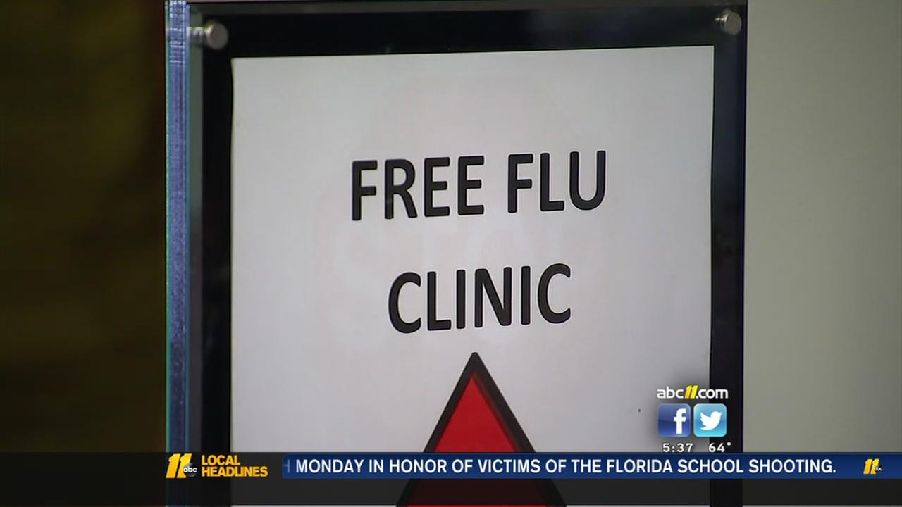 Wayne County Health Department to offer free flu shots