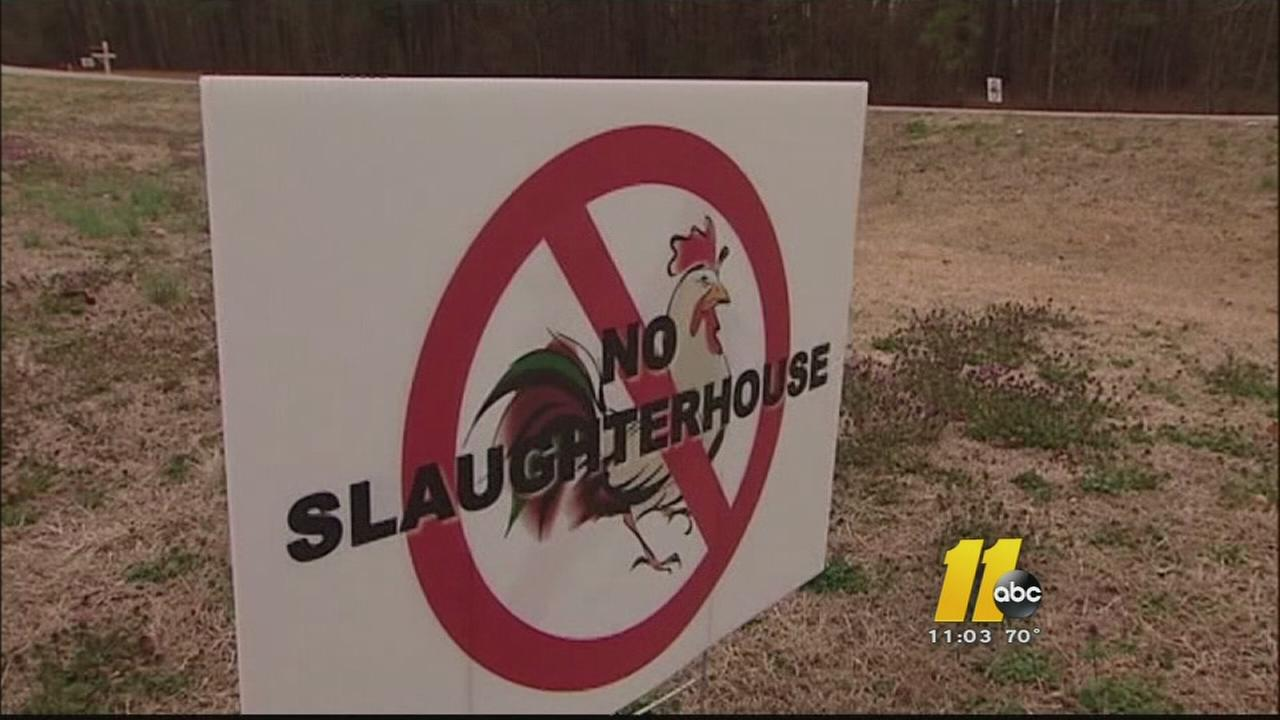 Possible chicken plant concerns some in Cumberland County