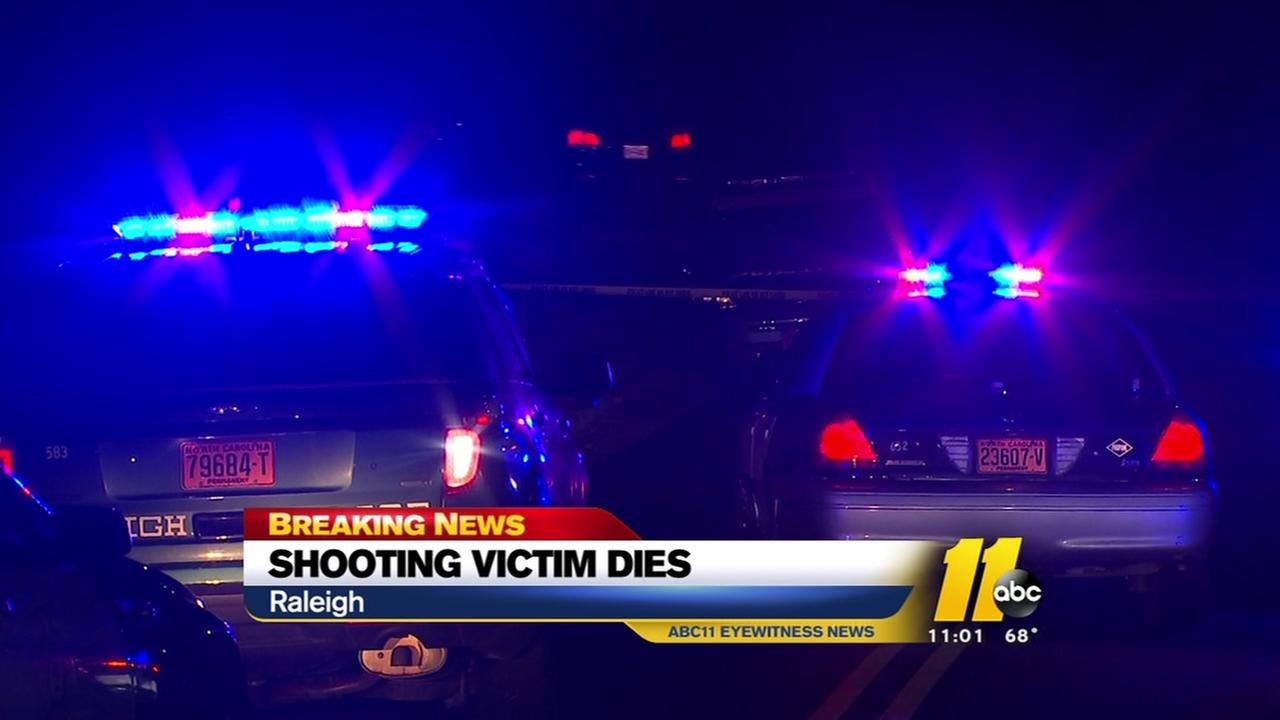 Dana Drive shooting victim dies