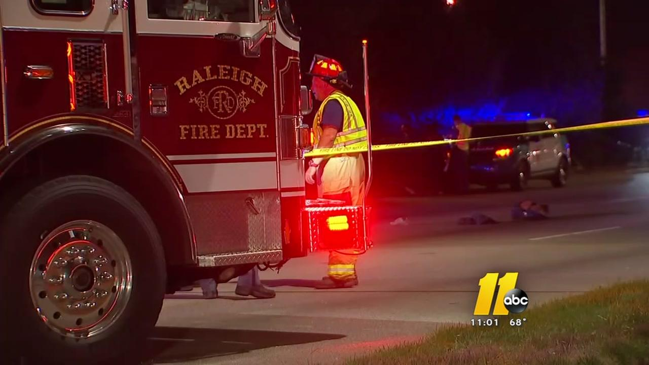 Raleigh Police investigate deadly hit and run