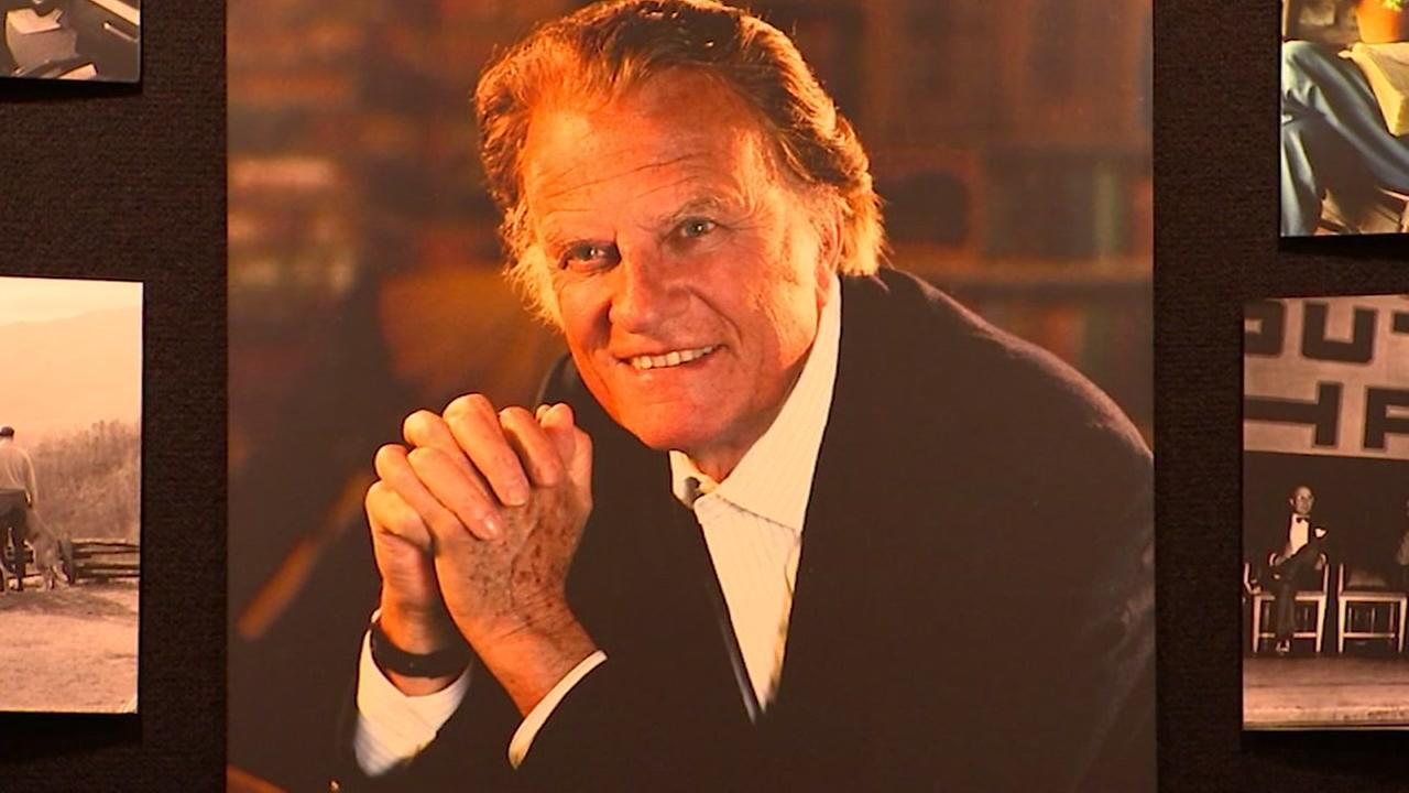 Remembering Billy Graham in Montreat