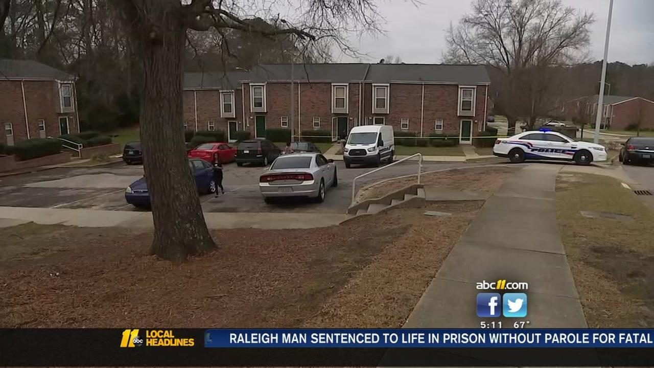 Elderly woman fatally shot during dispute