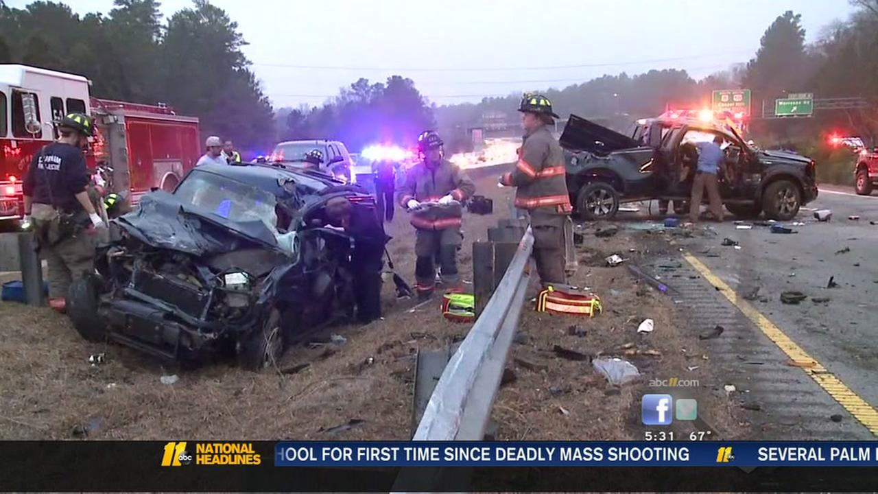 Victims identified in deadly Durham crash