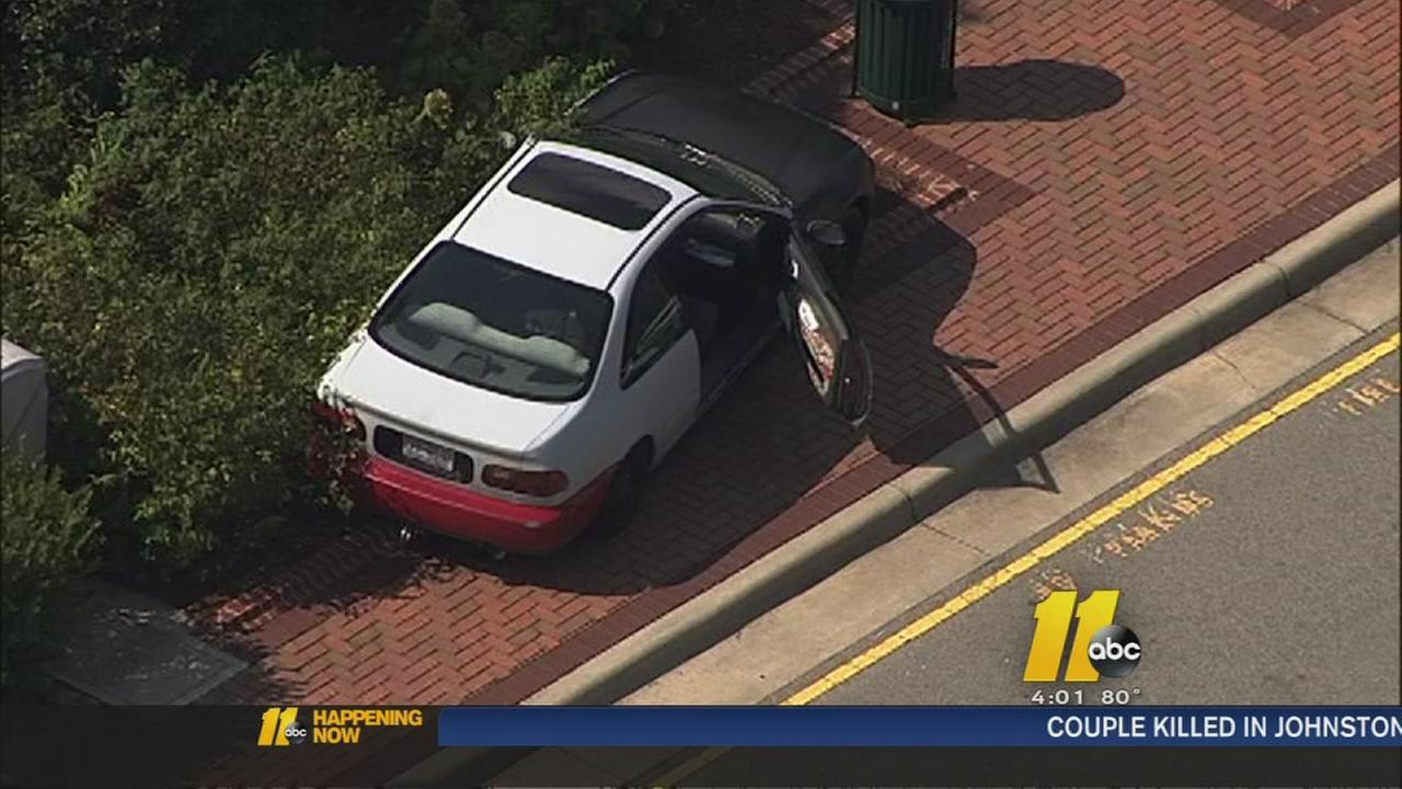 5 people detained after shootout through streets of Cary