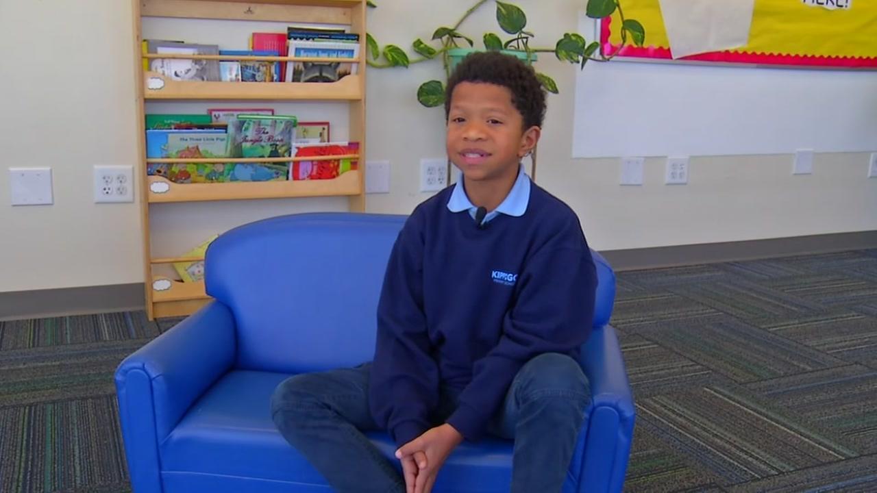 Elijah Lee wants to be a changemaker