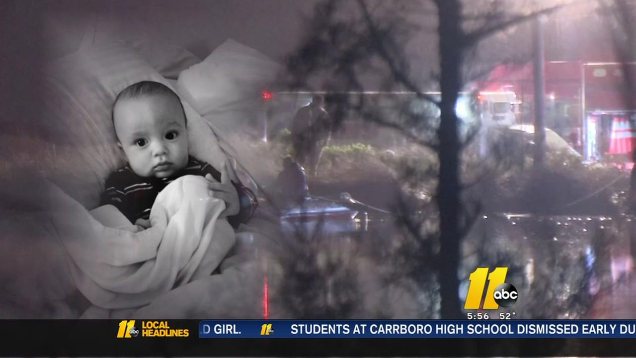 First responders reflect on desperate effort to save baby