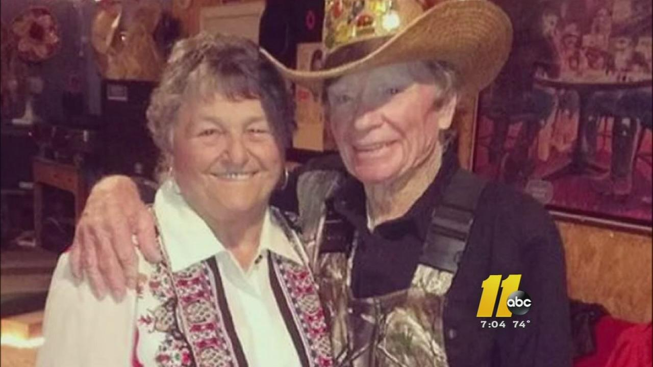 Funeral held for Johnston County couple killed in car accident