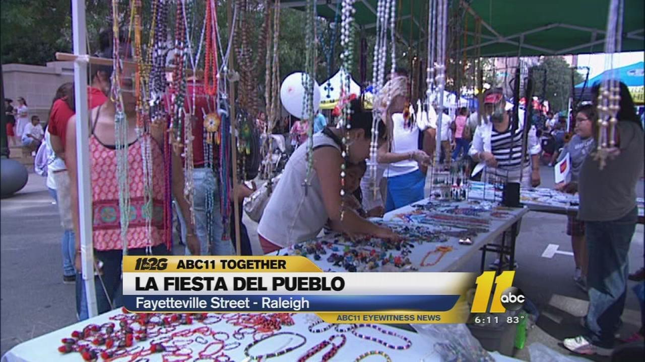 fiesta del pueblo event