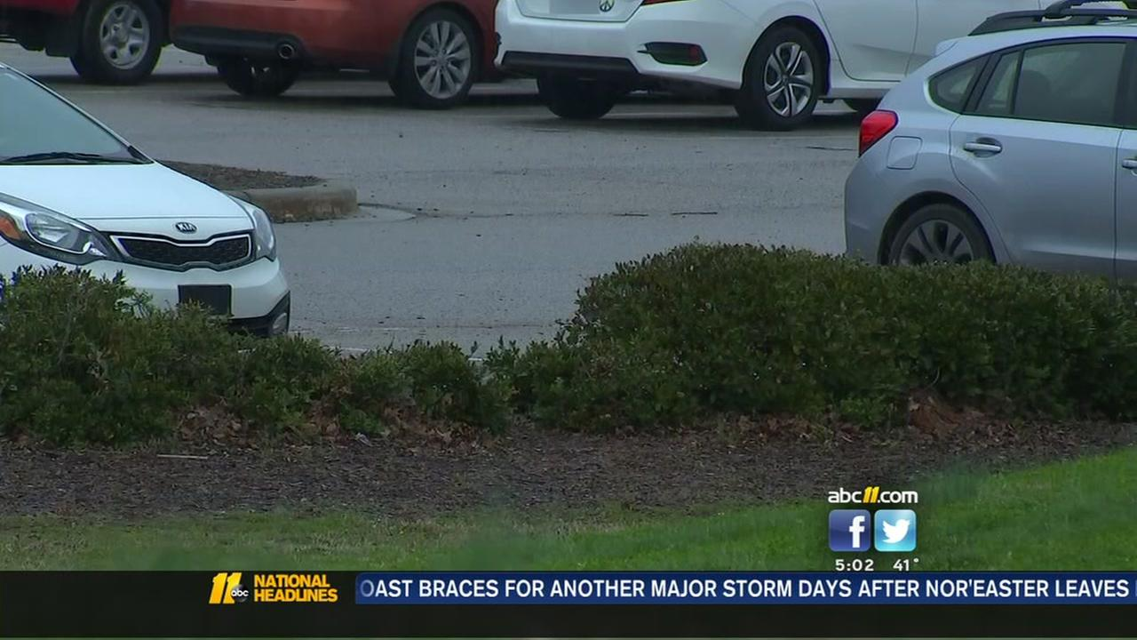 Apex teen arrested after forgetting pellet gun in car at school
