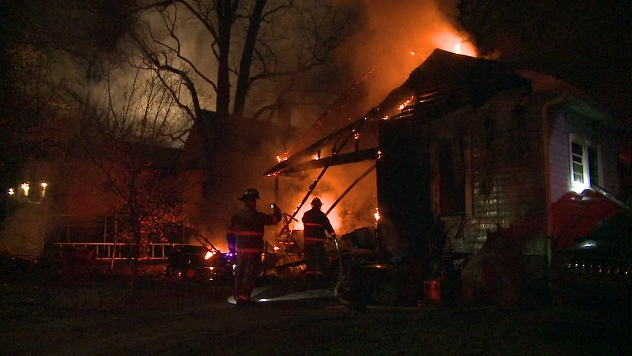2 dogs killed in Durham house fire