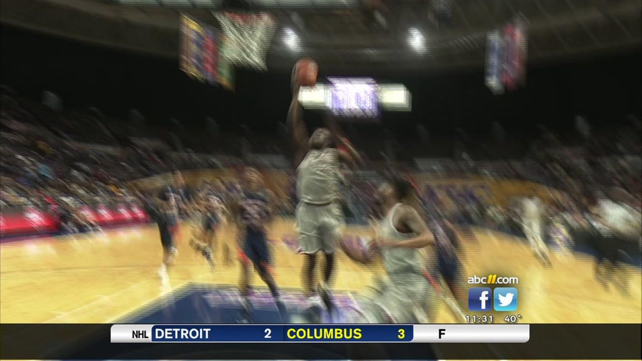 NC Central advances to MEAC title game