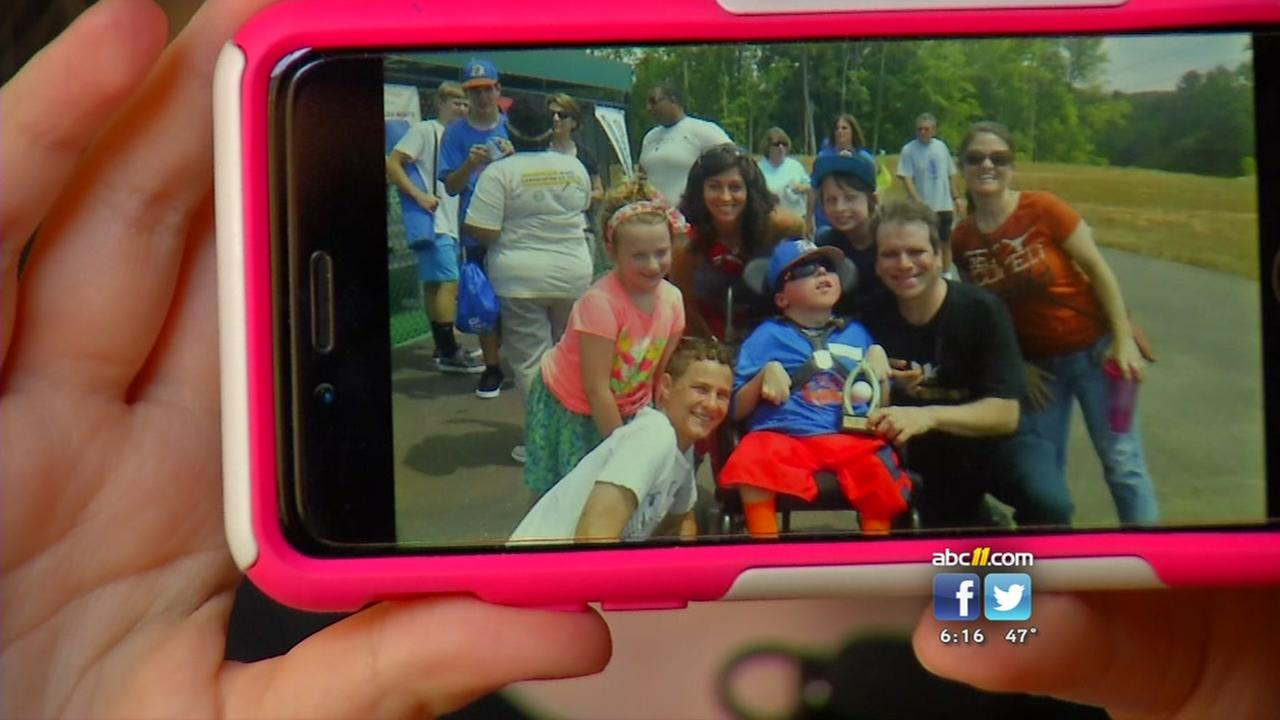 Wake County girl raises money for Miracle League after cousins death