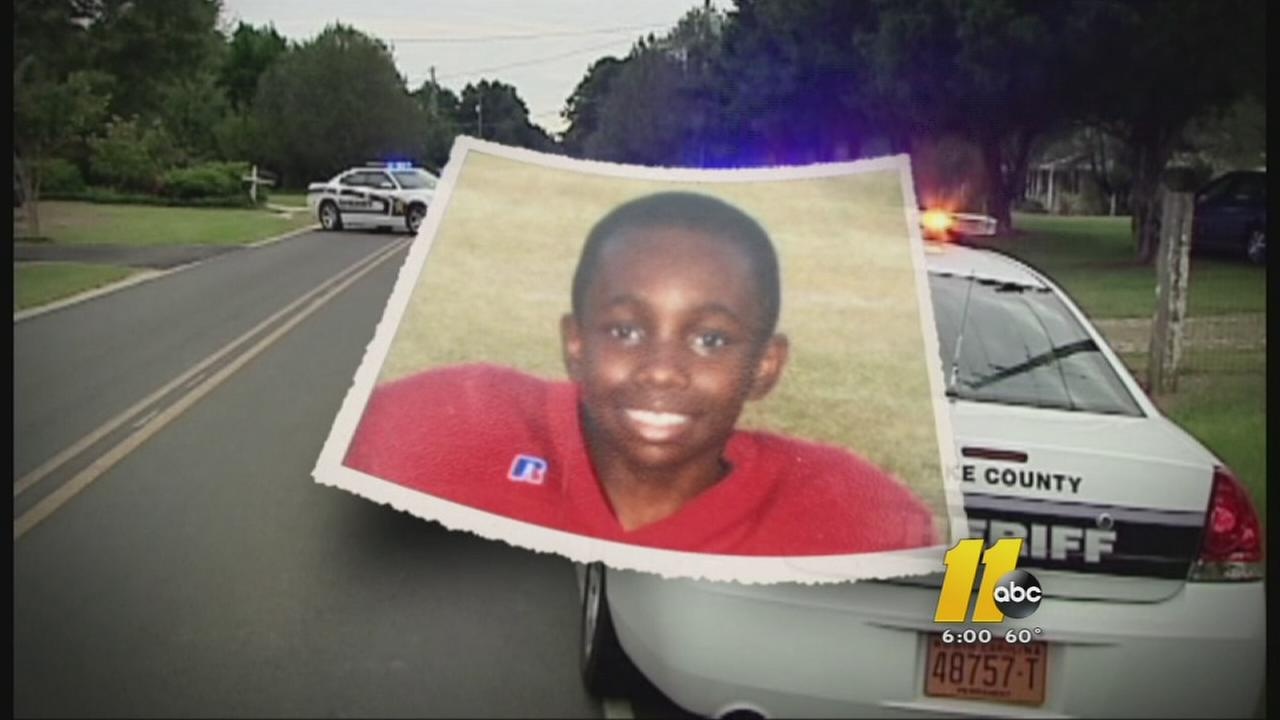 Arrest made after teen killed in Wake County hit-and-run Keith Jones Jr.