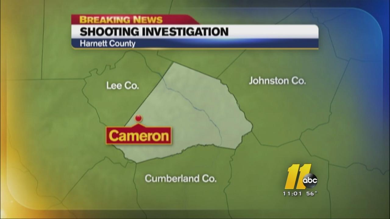 cameron shooting map