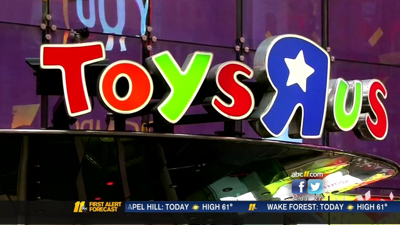 Toys R Us likely liquidation will have a ripple effect