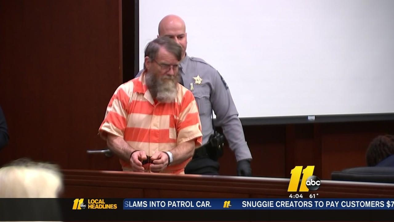 Church volunteer accused of molesting Raleigh girl
