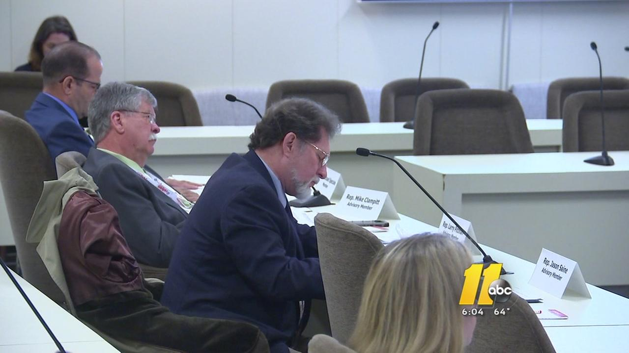 Legislative committee discusses school safety