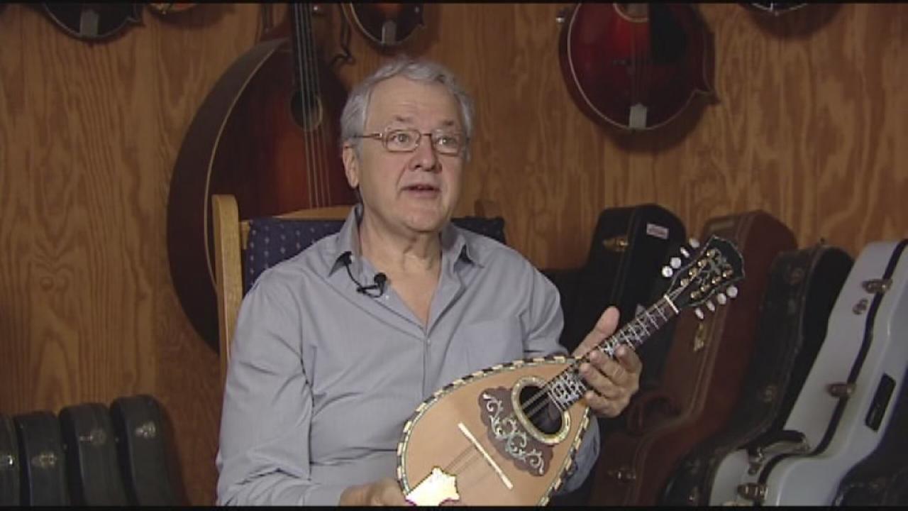 The almighty mandolin
