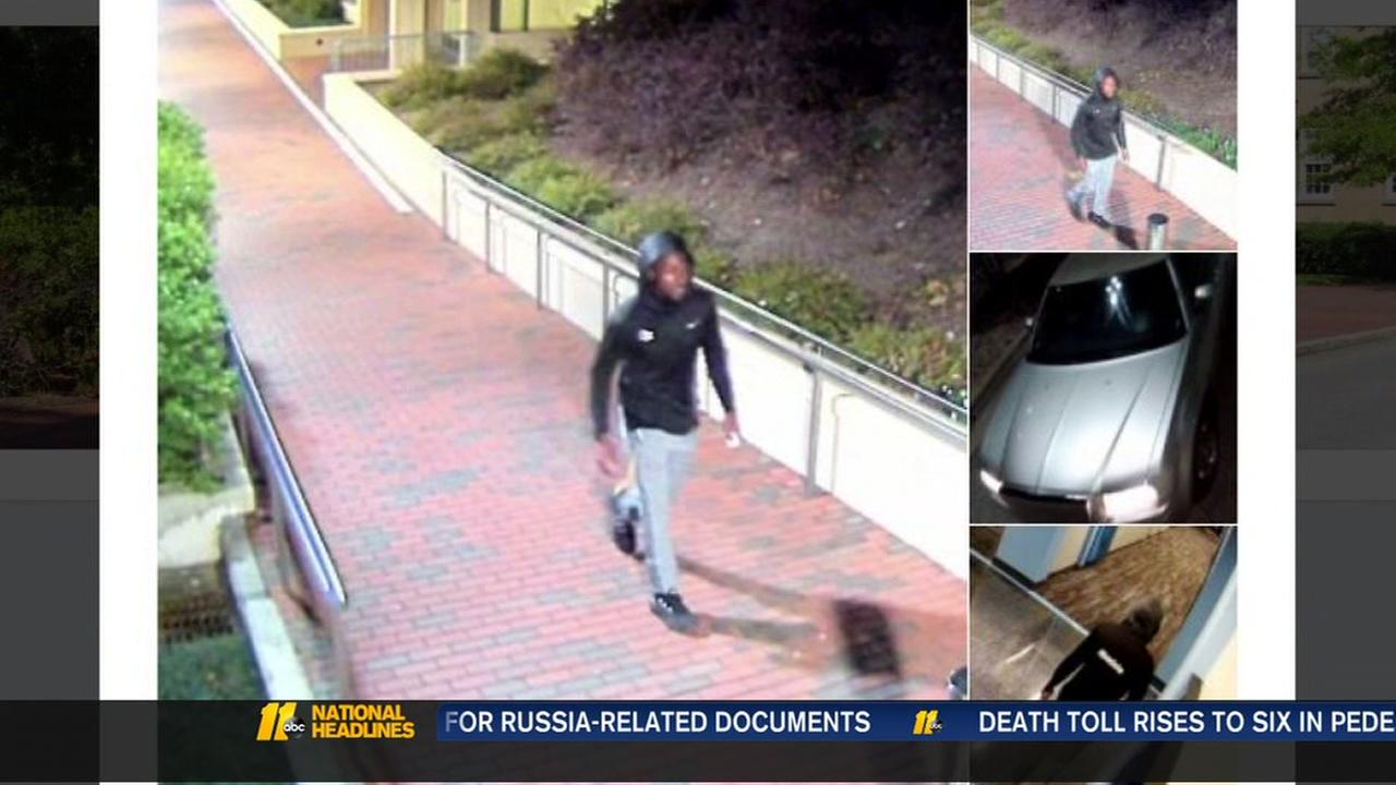 More than $7,000 worth of items stolen from Dean Smith Center