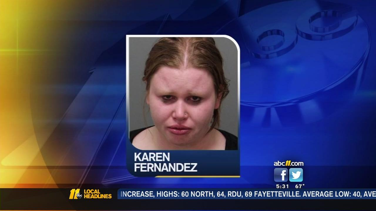 Bizarre series of events lands Wake County mother in jail for child abuse