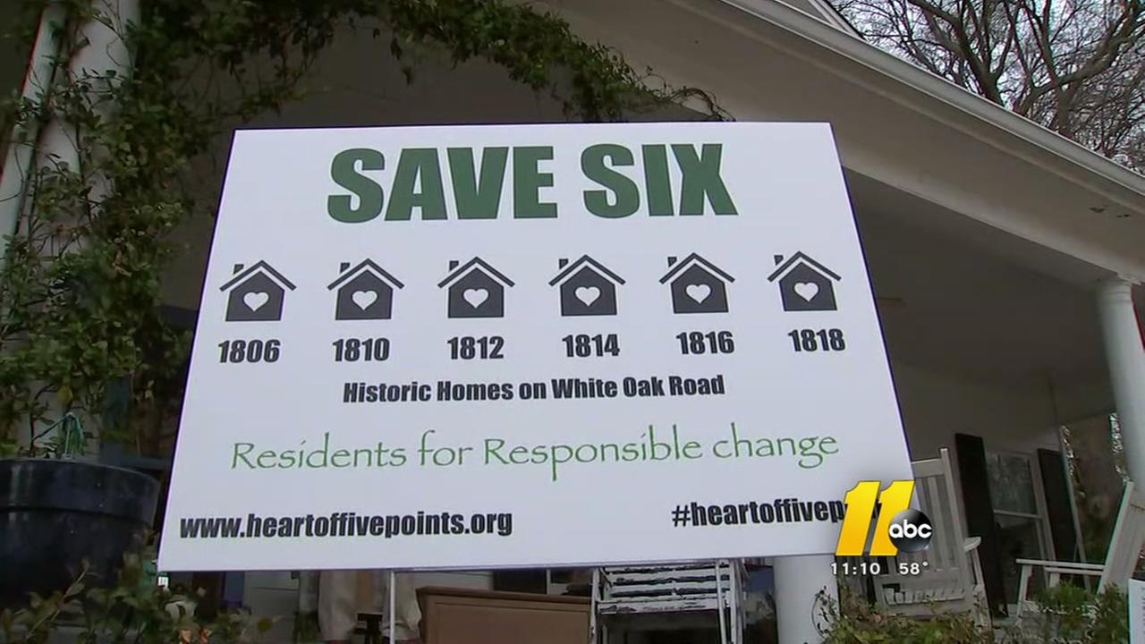 Residents  urge church to find solution in Five Points