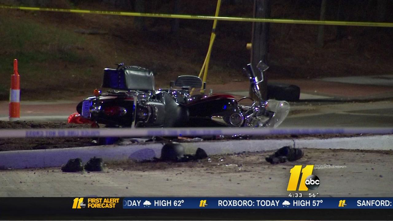 2 seriously injured in motorcycle crash near NC State