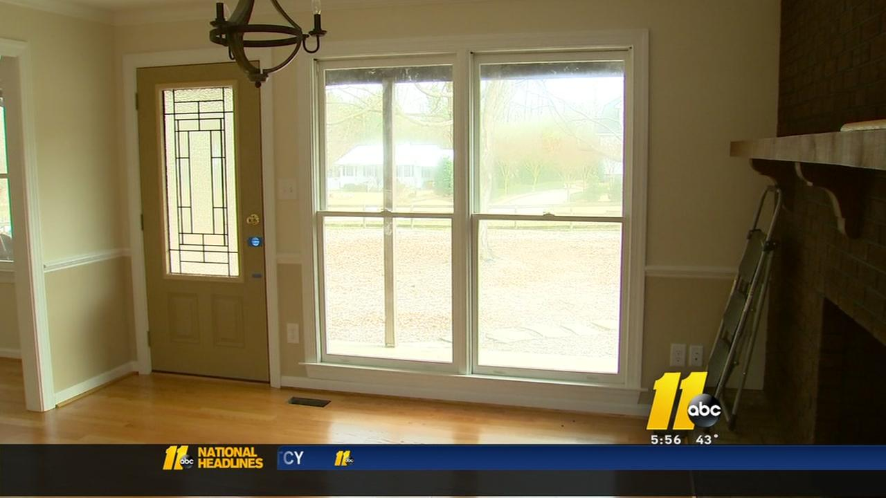 Unlicensed Raleigh contractor leaves homeowner with unfinished job