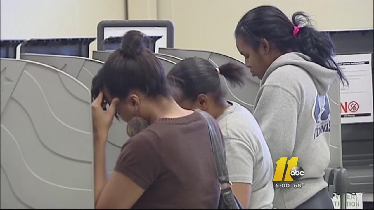 Appeals court hears NC voter suppression case