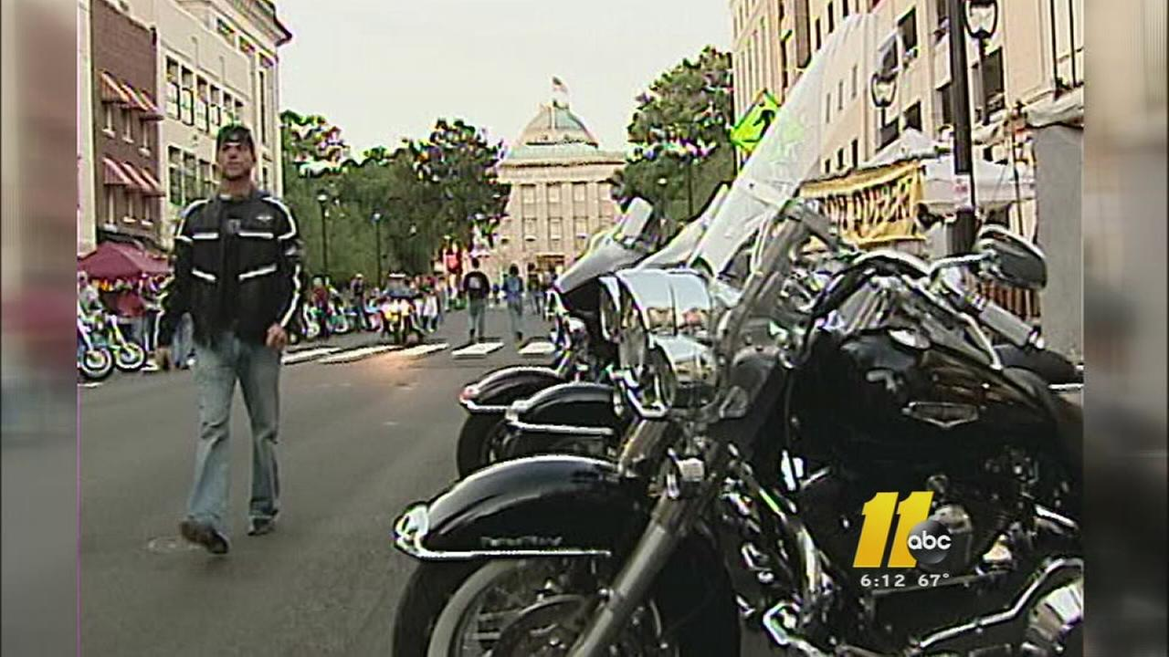 Some Raleigh businesses plan to shut down during Bikefest