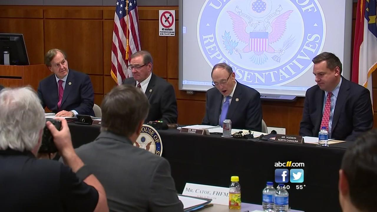 House Committee meets on veterans care in Fayetteville