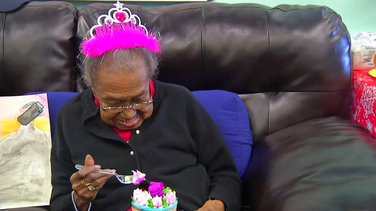 100-year-old Birthday