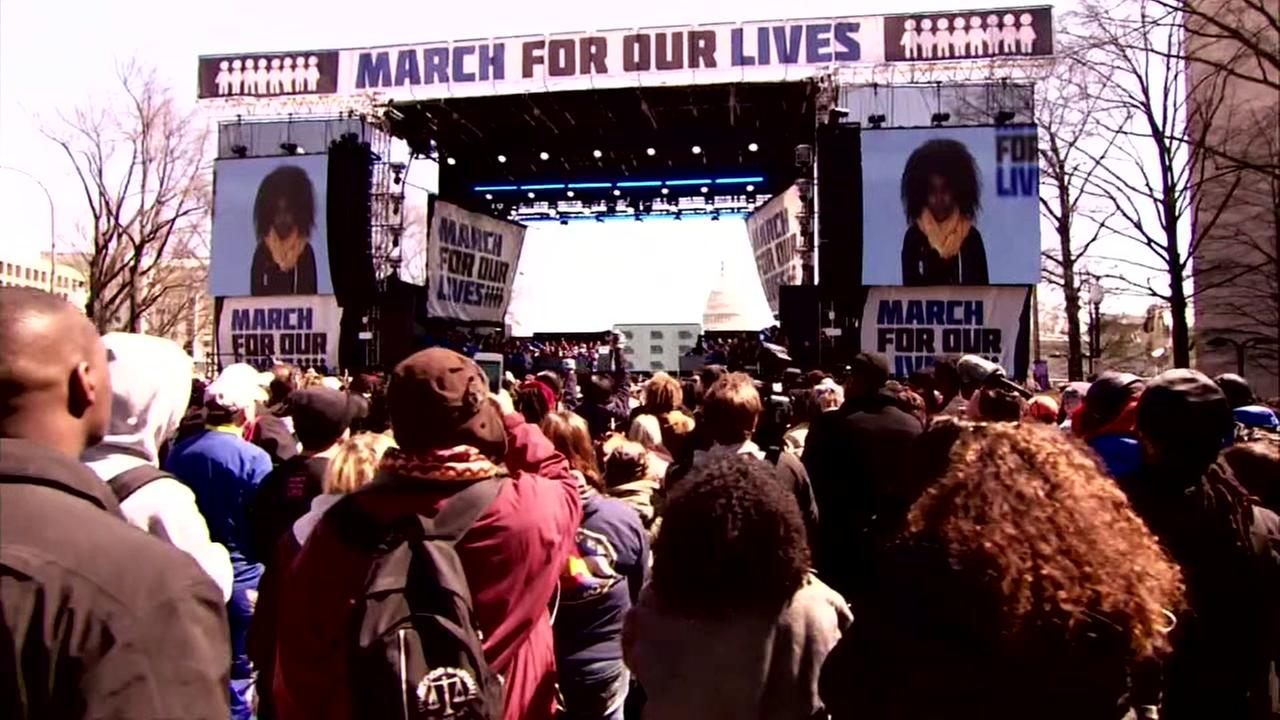 March for our Lives: In their own words