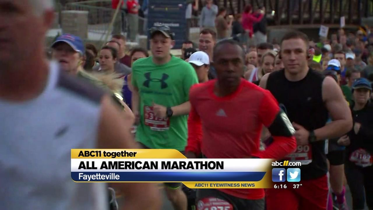 All American Marathon returns Sunday