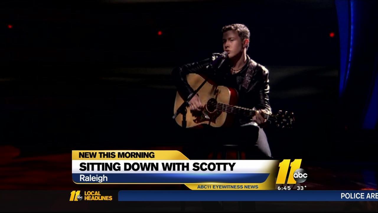 Scotty McCreery talks new album, home, and return to American Idol