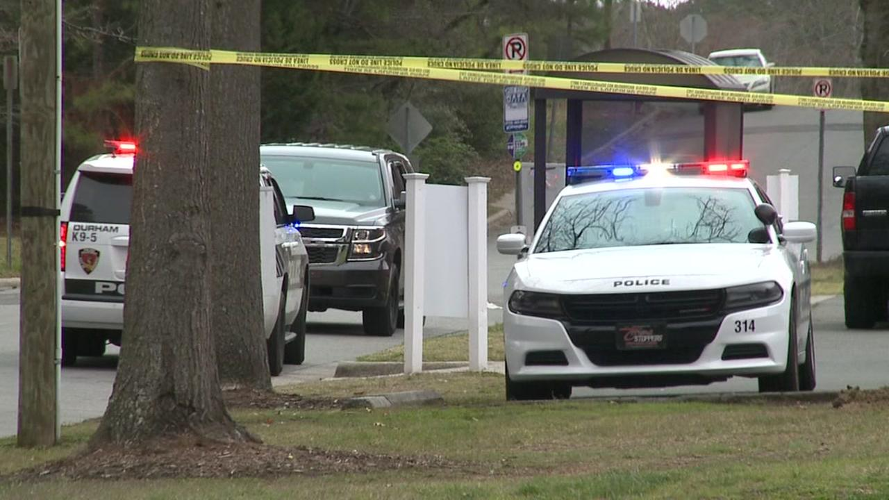Shots fired during attempted break-in in Durham