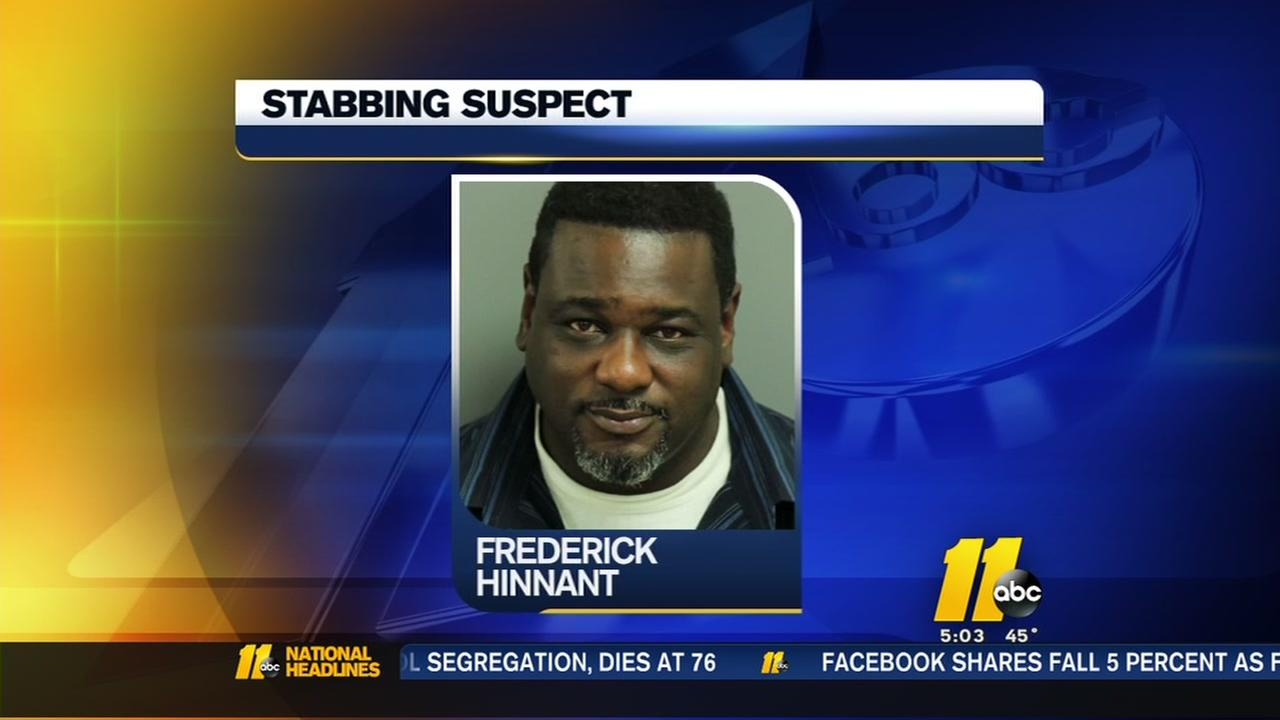 Search continues for Garner stabbing suspect